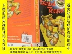 二手書博民逛書店Night罕見of the Haunted Trousers 鬧鬼褲子之夜Y200392