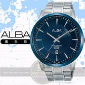 ALBA 雅柏Prestige系列簡約時尚型男腕錶VJ42-X237B/AS9E91X1公司貨
