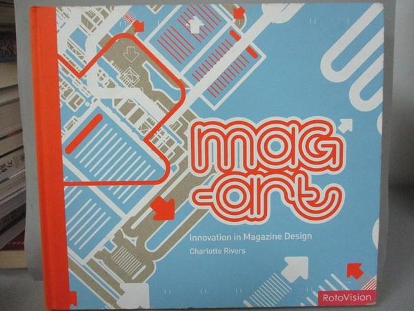 【書寶二手書T4/設計_JHZ】Mag-Art:Innovation in Magazine Design_Charlo