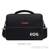 佳能摄影包 单反相机包单肩斜跨数码包200D850D700D600D7D70D700D 創意家居