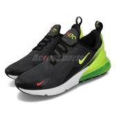 【六折特賣】Nike 慢跑鞋 Air Max 270 SE 黑 黃 男鞋 運動鞋 氣墊 【PUMP306】 AQ9164-005