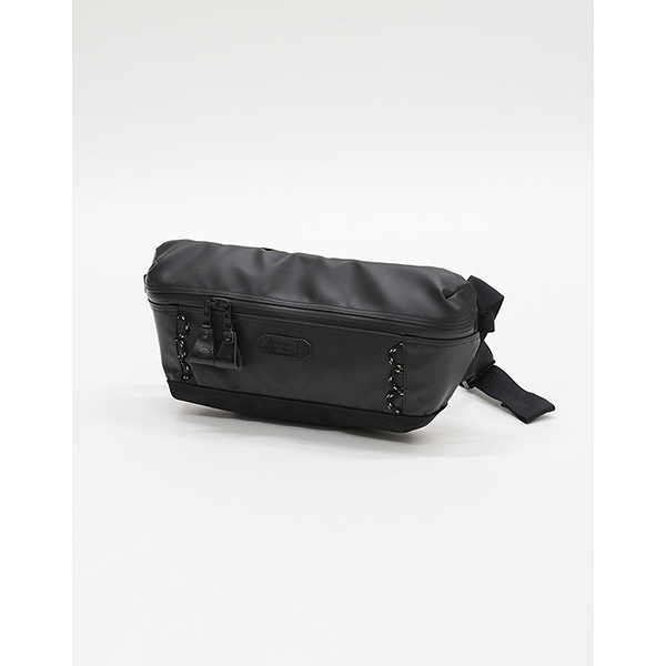 MSPC(master-piece) SLICK No.55547-BLACK [高機能防潑水側背包-黑色]