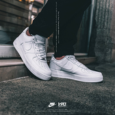 IMPACT Nike Air Force 1 07 全白 復古 皮革 低筒 315122-111 314192-117