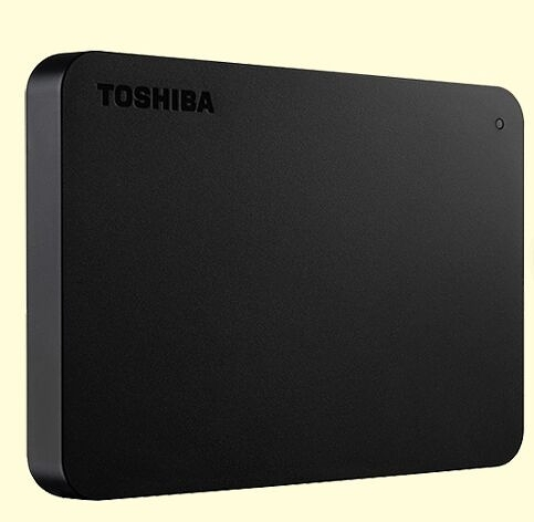 Toshiba Canvio Basics 黑靚潮lll 2TB 2.5吋行動硬碟【刷卡含稅價】