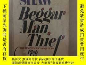 二手書博民逛書店Beggar-man罕見Thief 乞丐小偷 Y3615 Irw
