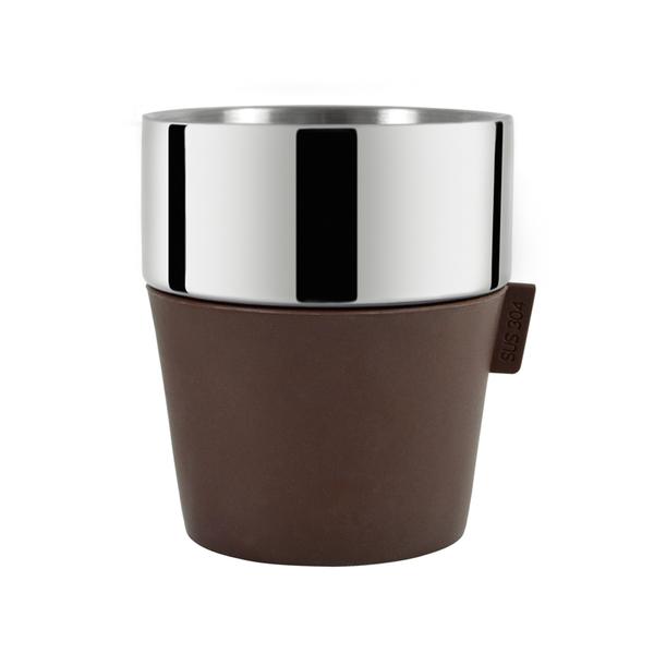 Driver雙層咖啡杯350ml(共3色)