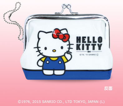 日本限定 HELLO KITTY 英字對話 復古零錢包