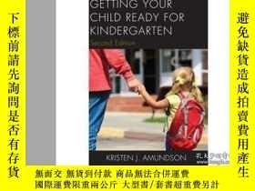 二手書博民逛書店Getting罕見Your Child Ready for Kindergarten-讓你的孩子準備上幼兒園Y