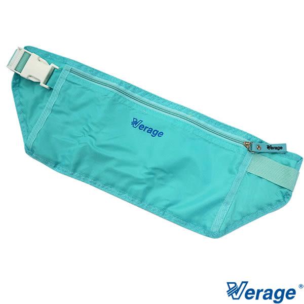 快樂旅行【Verage】 VG超輕多功能錢袋 (水藍) 389-5008-16