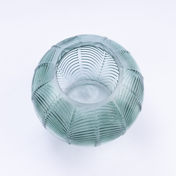 Greeny球型花瓶H13cm-生活工場