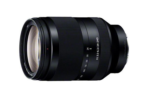【震博】Sony FE 24-240 F3.5-6.3 OSS 10倍旅遊鏡(分期0利率;台灣索尼公司貨)SEL24240振興五倍券 5倍券
