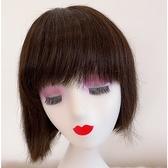 短假髮(整頂真髮絲)全手織內彎直髮修臉女假髮2色73vr21[時尚巴黎]