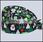 手術帽手術室棉帽子工作帽男女醫生護士帽美容院寵物醫院LG-882044