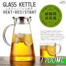 【Incare】熱銷日本耐高低溫玻璃冷水...