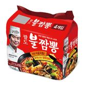 PALDO炒碼海鮮風味拉麵556g【愛買】