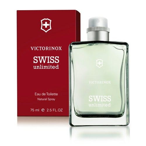 Swiss Army 瑞士無限男性淡香水 75ml