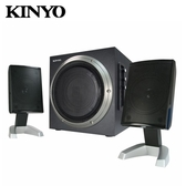 【KINYO 耐嘉】2.1聲道多媒體喇叭(KY-1705)