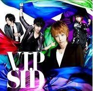 SID V.I.P Ver. B  CD附DVD (音樂影片購)