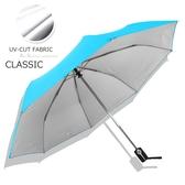 【RainSky】經典款PLUS - 加大自動傘/ 傘 雨傘 抗UV傘抗風傘防曬傘非反向傘折疊傘遮陽傘洋傘撥水