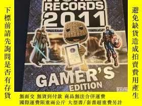 二手書博民逛書店Guinness罕見World Records Gamers Edition 2011Y302880 Brad