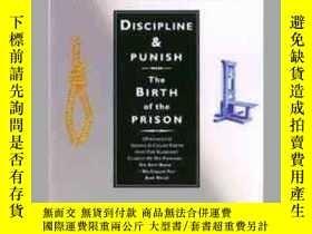 二手書博民逛書店《規訓與懲罰:監獄的誕生》Discipline罕見and Punish:The Birth of the Pris