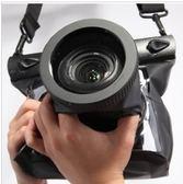 相機防水罩 專業單反防水袋尼康D5300防水罩賓得相機防水袋佳能750D潛水套 玩趣3C