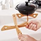 [拉拉百貨]竹製 可組裝 隔熱墊  露營用品 餐具墊 食物墊 蒸架 鍋墊