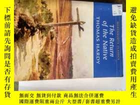 二手書博民逛書店THE罕見RETURN OF THE NATIVE 外文原版Y1