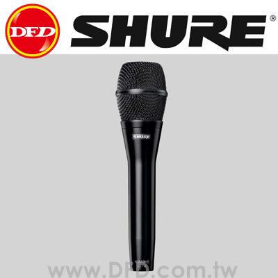 美國 舒爾 SHURE KSM9HS 手持式人聲麥克風 公司貨 適合錄人聲, 演說