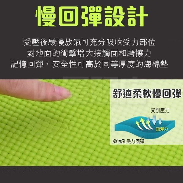 10mm加厚 瑜珈墊 NBR 送收納袋+背帶+運動毛巾 運動健身 遊戲墊 超厚瑜珈墊 4色可選