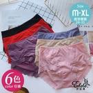 超彈力舒適清爽美臀蕾絲內褲 M-XL(6色任選)-伊黛爾