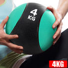 橡膠4公斤彈力球韻律球4KG藥球.重力球...