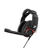 SENNHEISER 森海塞爾  GSP 600 頭戴耳罩封閉式 遊戲電競有線耳機麥克風 黑色 公司貨
