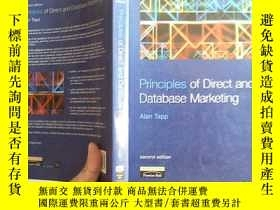 二手書博民逛書店Principles罕見of Direct and Databa