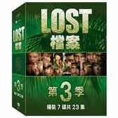 LOST 檔案 第三季 DVD (音樂影片購)
