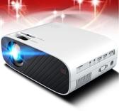 投影機-新款投影儀家用無線手機同屏家庭影院高清1080p投便攜式無屏電視牆【全館免運】
