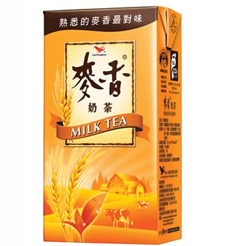 【免運/聯新貨運】統一麥香奶茶 300ml*1箱【合迷雅好物超級商城】 -02