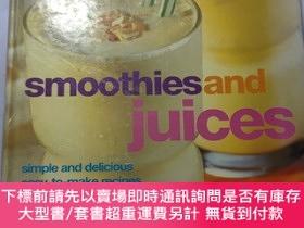 二手書博民逛書店smoothiesand罕見juicesY180607 smoothiesand juices smoothi