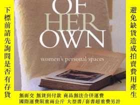 二手書博民逛書店A罕見Room Of Her Own : Women s Personal SpacesY256260 Chr