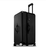 超大容量密碼拉桿箱超輕拉鏈ins網紅旅行箱28女行李箱男WJ - 風尚3C