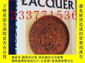 二手書博民逛書店【罕見】1979年精裝 中國漆器 Chinese Lacquer