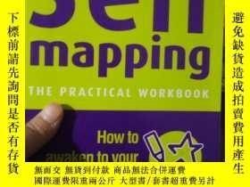 二手書博民逛書店Self罕見Mapping: How to Awaken You