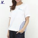 【春夏新品】American Bluedeer - 刺繡花紋上衣 二色