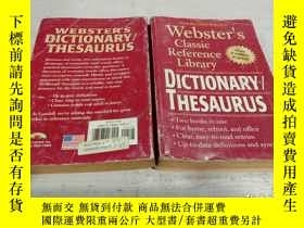 二手書博民逛書店Webater s罕見Classic Reference Library(韋巴特經典參考圖書館)Y212829