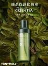 TONYMOLY 綠茶精華 化妝水 180ml 深層滋潤 清透 不黏膩 好吸收 玻尿酸 精華液 神仙水