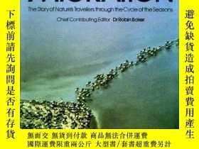 二手書博民逛書店The罕見Mystery of Migration :Y3621