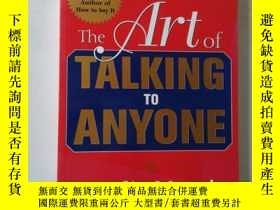 二手書博民逛書店THE罕見ART OF TALKING TO ANYONE【65