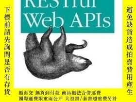 二手書博民逛書店Restful罕見Web ApisY364682 Richardson, Leonard; Amundsen,