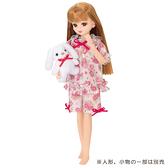 《 LICCA莉卡娃娃 》LW-05 甜蜜夢境小兔睡衣組 / JOYBUS玩具百貨
