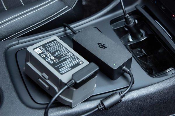 黑熊館 DJI 大疆 Mavic 2 Part11 車載充電器 空拍機 電池 充電 汽車